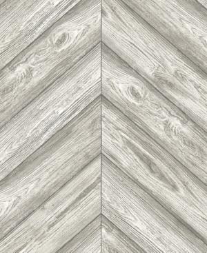 Tempaper Textured Herringbone...