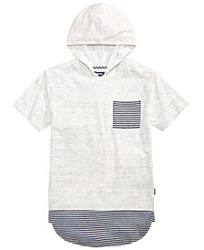Univibe Andrew Extended-Length Hoodie, Big Boys