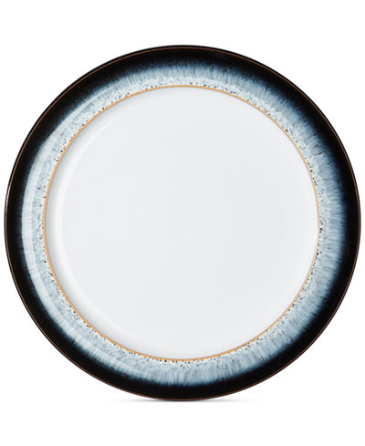 Denby Dinnerware, Halo Wide Rimmed Salad Plate