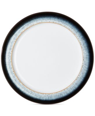 Denby Dinnerware Halo Wide Rimmed Salad Plate  sc 1 st  Macyu0027s & Denby Dinnerware Halo Wide Rimmed Salad Plate - Dinnerware - Dining ...