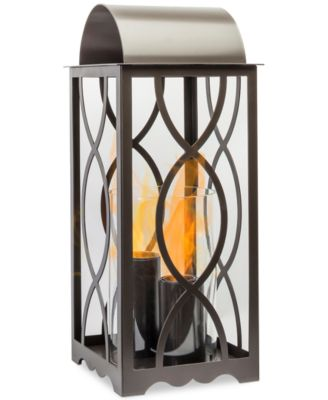 "Georgian 32.5"" Large 2-Burner Lantern, Quick Ship"