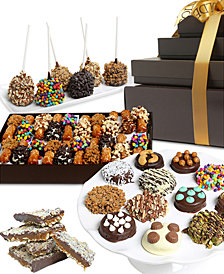 Chocolate Covered Company Deluxe Gift Basket