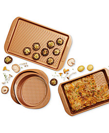 Farberware Colorvive 4-Pc. Bakeware Set