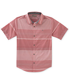 Calvin Klein Horizontal Striped Shirt, Big Boys