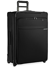 "Briggs & Riley Baseline 28"" Large Expandable Wheeled Suitcase"