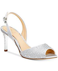 Jewel Badgley Mischka Tanner Shoes