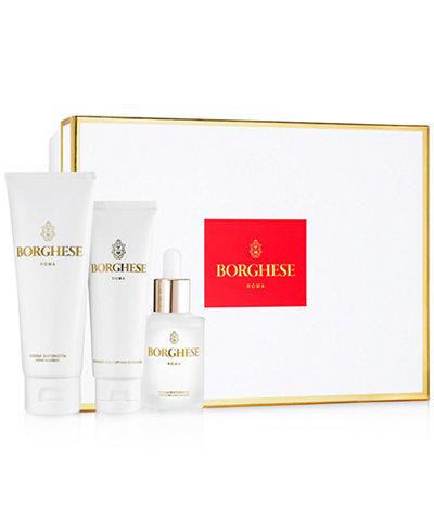 Borghese 3-Pc. Skincare Treatment Gift Set