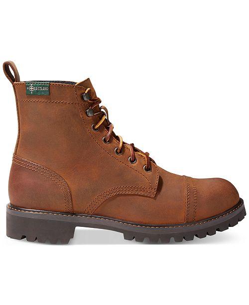 Noyer chaussures Hommes Toutes de les Bottes Shoe Ethan hommes et Eastland 1955 pour evaluations lFcu1TKJ3