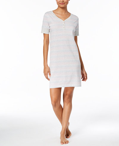 Charter Club Banded Sleepshirt, Created for Macy's