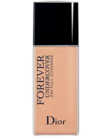 Diorskin Forever Undercover 24H Full Coverage Foundation
