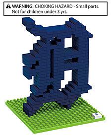 Forever Collectibles Detroit Tigers BRXLZ 3D Logo Puzzle