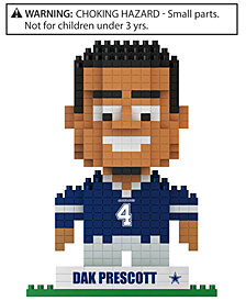 Forever Collectibles Dak Prescott Dallas Cowboys BRXLZ 3D Player Puzzle