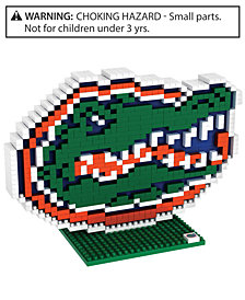Forever Collectibles Florida Gators BRXLZ 3D Logo Puzzle