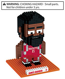 Forever Collectibles James Harden Houston Rockets BRXLZ 3D Player Puzzle