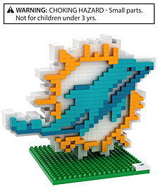Forever Collectibles Miami Dolphins BRXLZ 3D Logo Puzzle