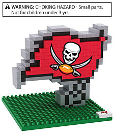 Forever Collectibles Tampa Bay Buccaneers BRXLZ 3D Logo Puzzle