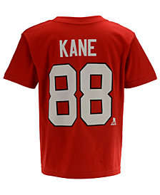 Outerstuff Patrick Kane Chicago Blackhawks Player T-Shirt, Little Boys (4-7)
