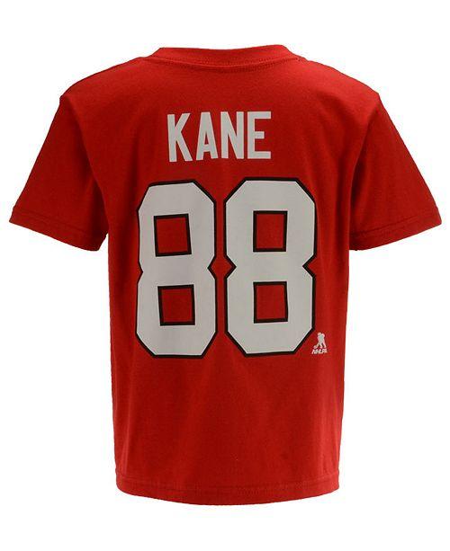 Outerstuff Patrick Kane Chicago Blackhawks Player T-Shirt, Little Boys (4-7)