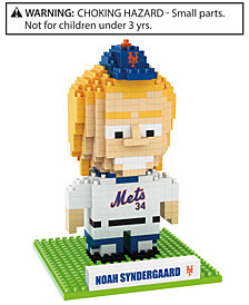 Forever Collectibles Noah Syndergaard New York Mets BRXLZ 3D Player Puzzle