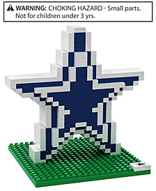 Forever Collectibles Dallas Cowboys BRXLZ 3D Logo Puzzle