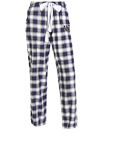 Concepts Sport Women's Washington Huskies Forge Flannel Pants