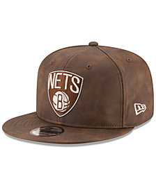 New Era Brooklyn Nets Butter So Soft 9FIFTY Snapback Cap