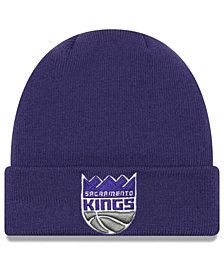 New Era Sacramento Kings Breakaway Knit Hat