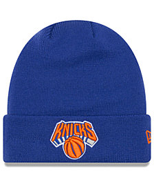 New Era New York Knicks Breakaway Knit Hat