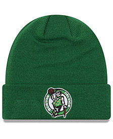 New Era Boston Celtics Breakaway Knit Hat