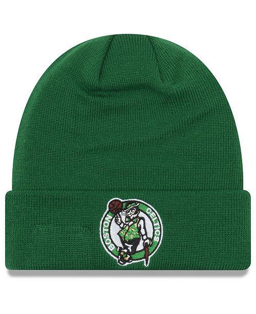d57290d0b65 New Era Boston Celtics Breakaway Knit Hat   Reviews - Sports Fan ...