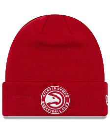 New Era Atlanta Hawks Breakaway Knit Hat