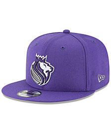 New Era Sacramento Kings Team Metallic 9FIFTY Snapback Cap