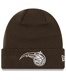 New Era Orlando Magic Fall Time Cuff Knit Hat