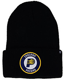 '47 Brand Indiana Pacers Ice Block Cuff Knit Hat