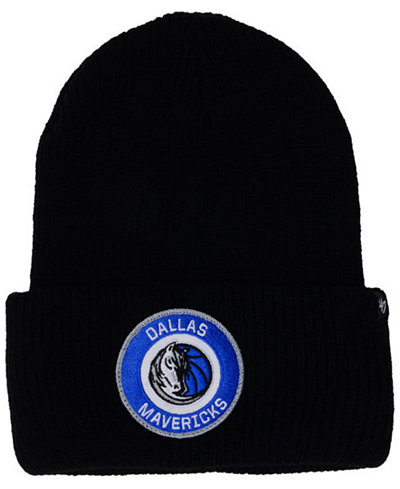 '47 Brand Dallas Mavericks Ice Block Cuff Knit Hat