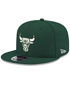 New Era Chicago Bulls Fall Dubs 9FIFTY Snapback Cap