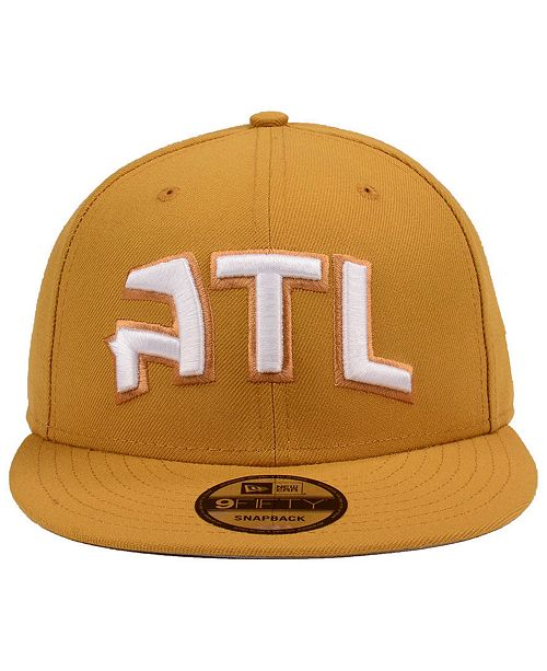 huge discount 3a781 afc55 ... switzerland new era. atlanta hawks fall dubs 9fifty snapback cap. be  the first to