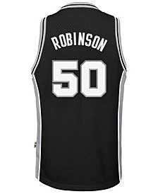 David Robinson San Antonio Spurs Retired Player Swingman Jersey, Big Boys (8-20)