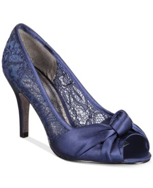 FRANCESCA EVENING PUMPS WOMEN'S SHOES