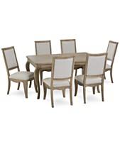 Martha Stewart Bergen Dining Furniture fcd684033
