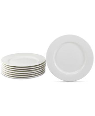 Oneida Chef\u0027s Table 8-Pc. .  sc 1 st  Macy\u0027s & Oneida Chef\u0027s Table 8-Pc. Dinner Plate Set - Dinnerware - Dining ...