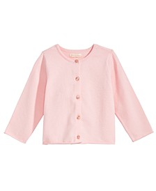 Baby Girls Cardigan, Created for Macy's