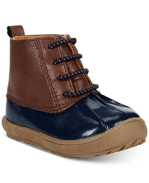 1e1f65ef5 ... First Impressions Duck Boots, Baby Boys, Created for Macy's ...