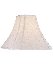 "Lite Source Cut Corner 14"" Square Shade"