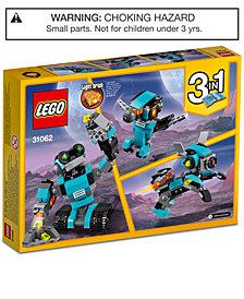 LEGO® 205-Pc. Creator Robo Explorer 31062