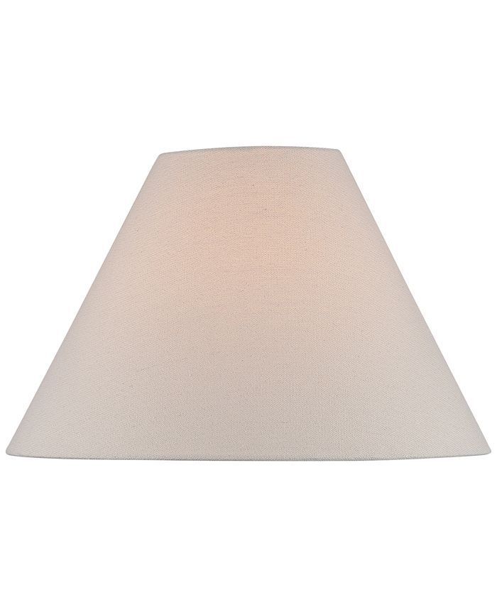 "Lite Source - 16"" Floor or Table Hardback Empire Shade"