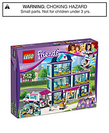 LEGO® 871-Pc. Friends Heartlake Hospital 41318