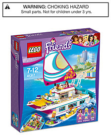 LEGO® 603-Pc. Friends Sunshine Catamaran 41317