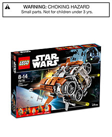 LEGO® 457-Pc. Star Wars Jakku Quadjumper™ 75178