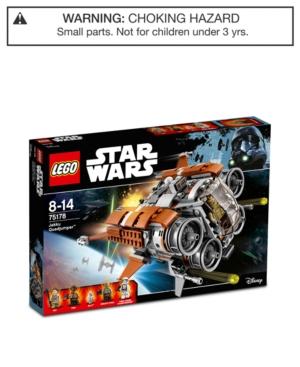 Lego 457Pc Star Wars Jakku Quadjumper 75178